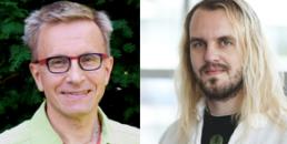 Left: Max Haggblom Right: Rich Boden
